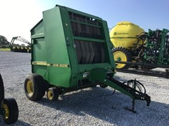 Baler-Round For Sale 1994 John Deere 535