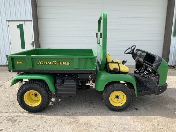 2017 John Deere 2020 PROGATOR Utility Vehicle For Sale