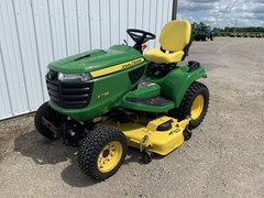 Riding Mower For Sale 2015 John Deere X738 , 25 HP