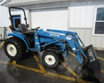 Tractor For Sale:  New Holland TC25D
