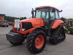 Tractor For Sale 2009 Kubota M126XDTPC , 126 HP