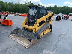 Skid Steer-Track For Sale:  2018 Caterpillar 249D