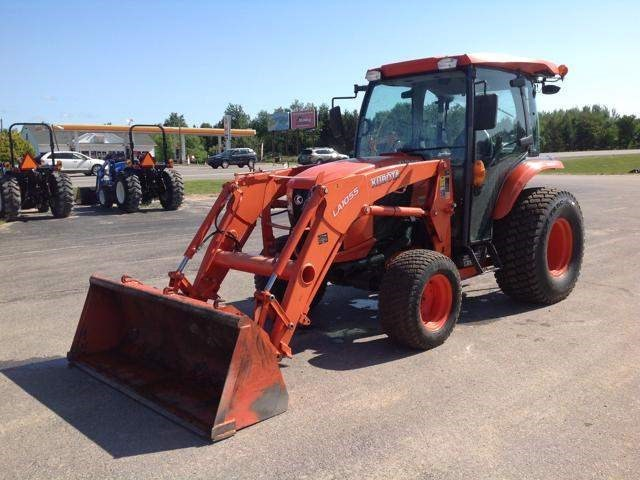 2013 Kubota L4760HSTC Tractor For Sale
