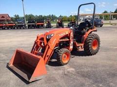 Tractor For Sale:  2014 Kubota B2650HSD , 25 HP