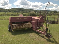 Baler-Square For Sale 1980 New Holland 320