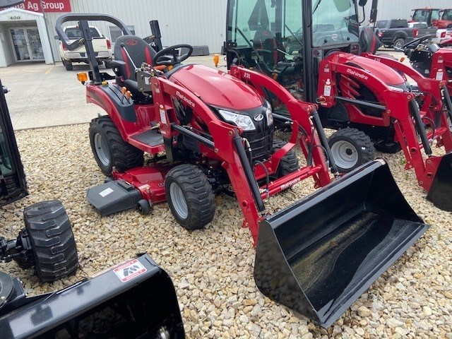 2019 Mahindra EMAX20S Tractor - Compact For Sale