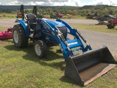 Tractor For Sale 2015 New Holland Boomer 37 , 37 HP