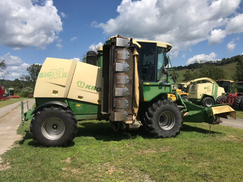 2004 Krone BIG M II Mower Conditioner For Sale