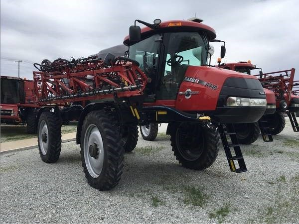 2017 Case IH PATRIOT 4440 Sprayer-Self Propelled For Sale