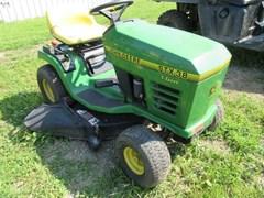 Lawn Mower For Sale 1997 John Deere STX38 , 13 HP