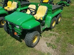 Utility Vehicle For Sale 2001 John Deere TH 6x4 Dsl