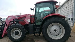Tractor For Sale 2006 Case IH MXU 115 MFD , 115 HP