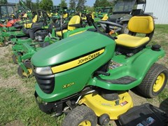 Lawn Mower For Sale 2011 John Deere X304 , 18 HP