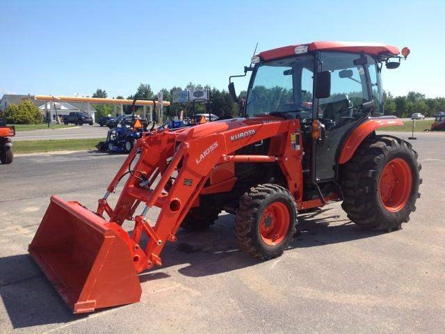 2013 Kubota L6060HSTC Tractor For Sale