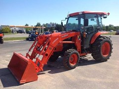 Tractor For Sale 2013 Kubota L6060HSTC , 62 HP