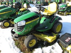 Lawn Mower For Sale 2016 John Deere D170 , 25 HP