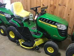 Riding Mower For Sale 2019 John Deere E150 , 22 HP