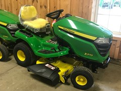 Riding Mower For Sale 2019 John Deere X370 , 18 HP
