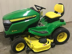 Riding Mower For Sale 2018 John Deere X394A , 22 HP