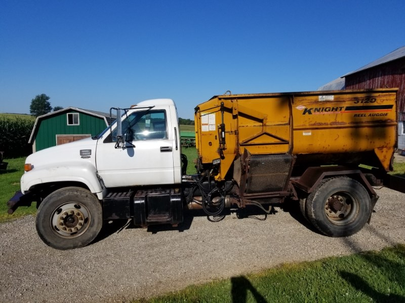 1998 GMC C6500 Misc. Truck For Sale