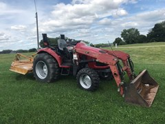 Tractor For Sale 2009 Case IH DX45 , 45 HP