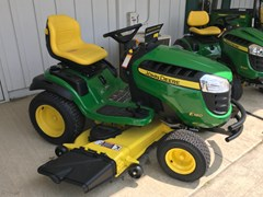 Riding Mower For Sale 2019 John Deere E180 , 25 HP