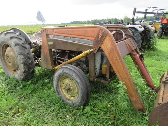 Photos of 1952 Massey Ferguson TO 30 Tractor For Sale