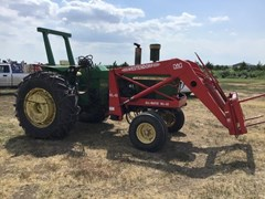 Tractor For Sale 1967 John Deere 4020 , 85 HP