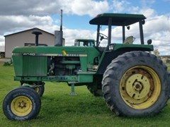 Tractor - Row Crop For Sale 1982 John Deere 4040 , 100 HP
