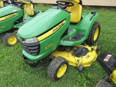 Lawn Mower For Sale 2010 John Deere X530 , 25 HP