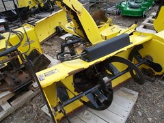 Snow Blower For Sale 2004 John Deere 47