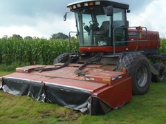 Windrower-Self Propelled For Sale 2008 Agco Hesston 9365