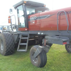 2008 Hesston 9365 Windrower-Self Propelled For Sale