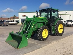 Tractor For Sale 2017 John Deere 6130R Cab