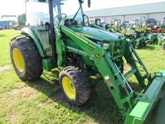 Tractor For Sale 2018 John Deere 4044R , 44 HP