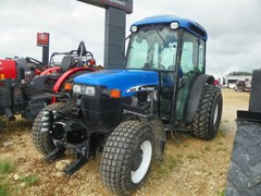 Tractor For Sale 2004 New Holland TN95F , 95 HP