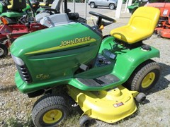 Lawn Mower For Sale 2003 John Deere LT180 , 17 HP