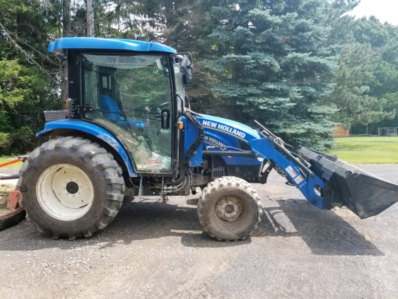 2016 New Holland Boomer 54D Tractor For Sale
