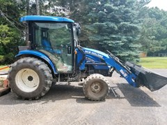 Tractor For Sale 2016 New Holland Boomer 54D , 54 HP
