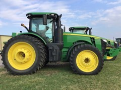 Tractor For Sale 2018 John Deere 8370R , 370 HP
