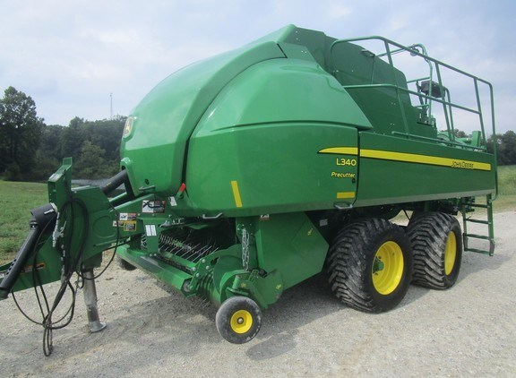 2017 John Deere L340 Baler-Big Square For Sale