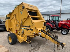 Baler-Round For Sale 2013 Vermeer 6640
