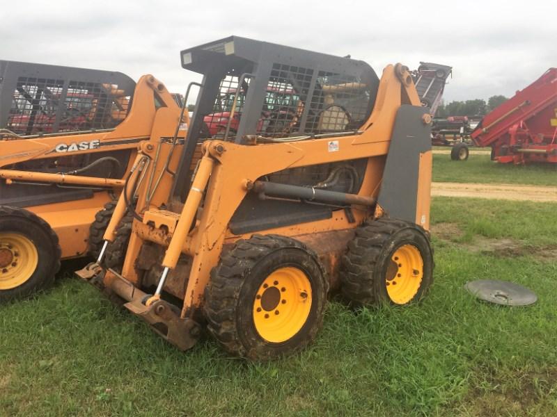 Case 445 Skid Steer For Sale