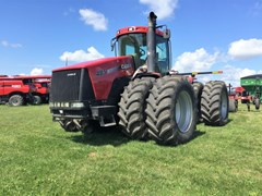 Tractor For Sale 2009 Case IH Steiger 485
