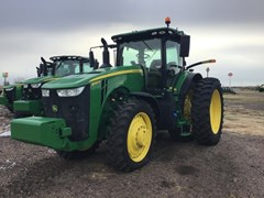 Tractor For Sale 2018 John Deere 8245R , 245 HP