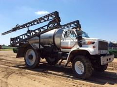 Floater/High Clearance Spreader For Sale 1986 GMC Turbo Cat