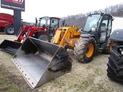 Telehandler For Sale 2016 JCB 541-70 AGRI PLUS  , 125 HP