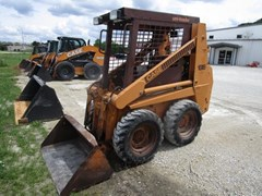 Skid Steer For Sale 1991 Case 1818 , 18 HP