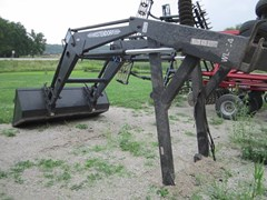 Front End Loader Attachment For Sale Westendorf WL64--with Magnum Mts.
