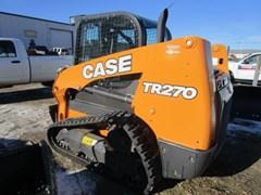 Crawler Loader For Sale 2016 Case TR270-T4F , 74 HP